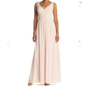 Hayley Page Occasions Chiffon Gown NWT